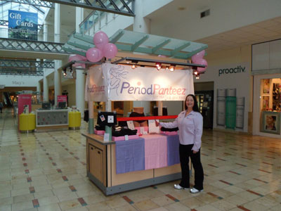 Ribbon Cutting of Incontinence Panteez Incontinence Panties Official Launch